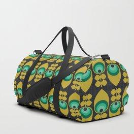 MCM Hoodwinked Grey Duffle Bag