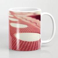 polka dot Mugs featuring Polka dot by Losal Jsk