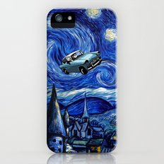 Harry And Ron on The Flying Car iPhone (5, 5s) Slim Case