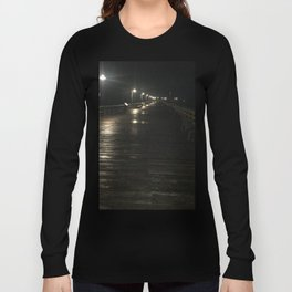 A walk alone Long Sleeve T-shirt
