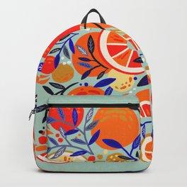 Fresh Citrus Mesh – Mint Backpack