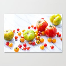 Tennessee Tomatoes 2 Canvas Print