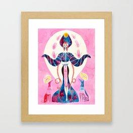 Bendis Framed Art Print