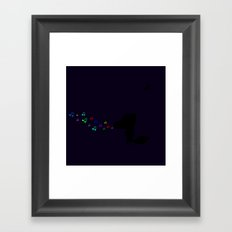 The Happy Sound Framed Art Print