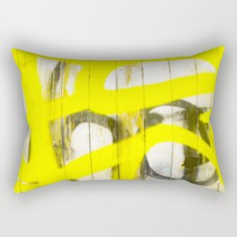 Street Expression Rectangular Pillow