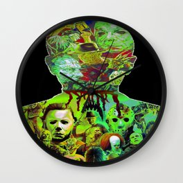 Have Alittle Horror In You? Wall Clock