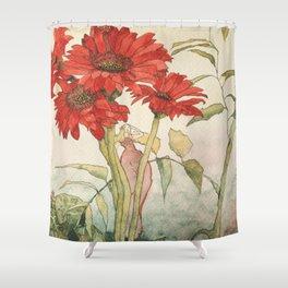Thumbelina Shower Curtain