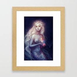 Treasure From the Deep Framed Art Print