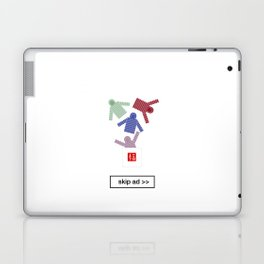 unique ad Laptop & iPad Skin