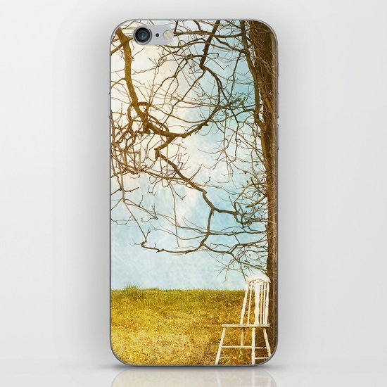 Story time iPhone & iPod Skin
