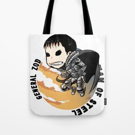 General Zod : MOS Tote Bag
