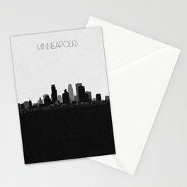 City Skylines: Minneapolis Stationery Cards