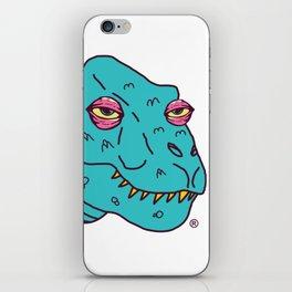 Tranquilosaurio Rex iPhone Skin