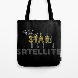 Satellites Tote Bag