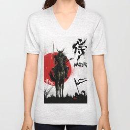 Samurai Master Unisex V-Neck