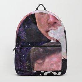 Elon Musk Smoking Backpack