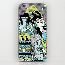 Magic Friends iPhone Skin