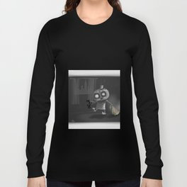 It is for your own safety Long Sleeve T-shirt