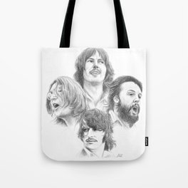 John, Paul, George & Ringo Tote Bag