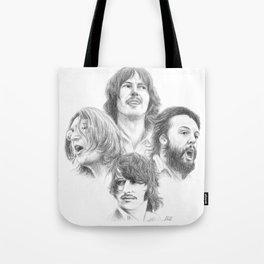 John, Paul, George & Ringo Tote Bag