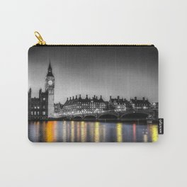 Westminster At Night Carry-All Pouch