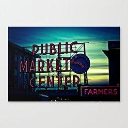 PMC Canvas Print