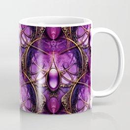 Purple Emperors Jewels Coffee Mug