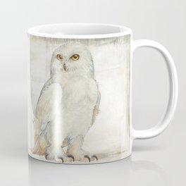 SnowOwl Coffee Mug