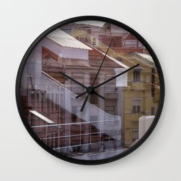 Deconstruction #21 Wall Clock