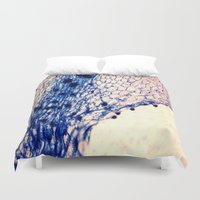 artsy Duvet Covers featuring organic artsy by lylychang5