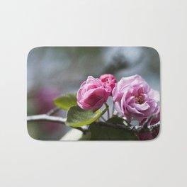 Springtime Pink Bath Mat