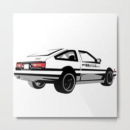 Trueno 86 Metal Print
