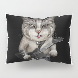 METALCAT Pillow Sham