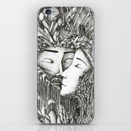 Aule and Yavanna iPhone Skin