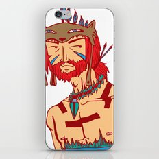 Tribal Man iPhone & iPod Skin