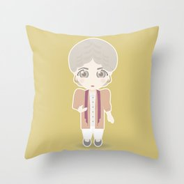 Girls in their Golden Years - Dorothy Throw Pillow