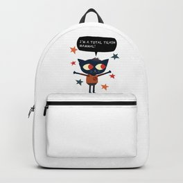 Trash Mammal - Night in The Woods Backpack