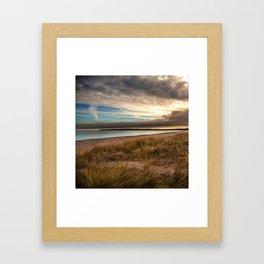 Winter Island 2 Framed Art Print