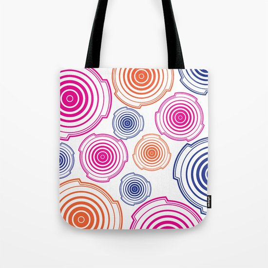UNIT 44 Tote Bag