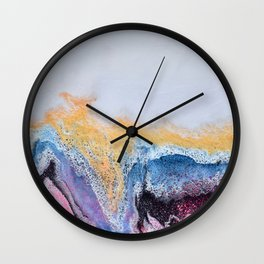 Haut Wall Clock