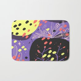 the night and the trees Bath Mat