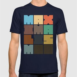MAXIMALISM.. (Colors) T-shirt