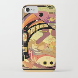 Rent and Nature iPhone Case