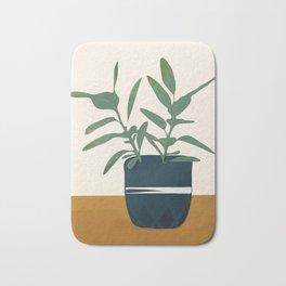 Vese Plant Bath Mat