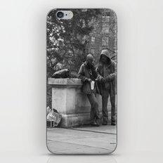 Casual Encounters iPhone & iPod Skin