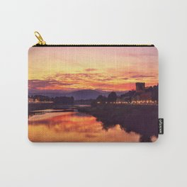 October Sunrise Carry-All Pouch