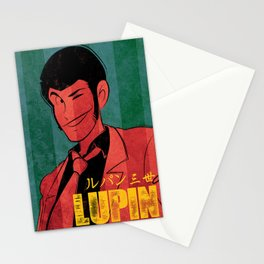 037 Lupin Vintage Stationery Cards