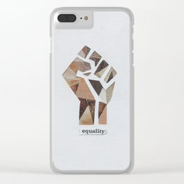 Resist Clear iPhone Case