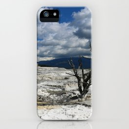 Minerva Spring and Terrace iPhone Case