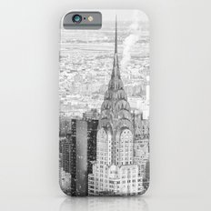 Snow - New York City - Chrysler Building Slim Case iPhone 6s